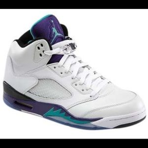 Jordan 5 Retro Grape 🍇 Mens-9